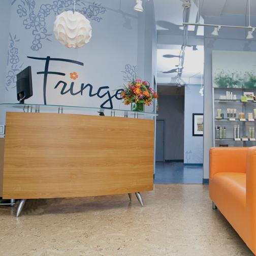 The Fringe Salon