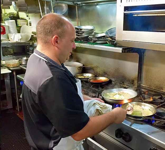 Matt Stella JR. <br>Casa de Pasta<br>Randolph, NJ
